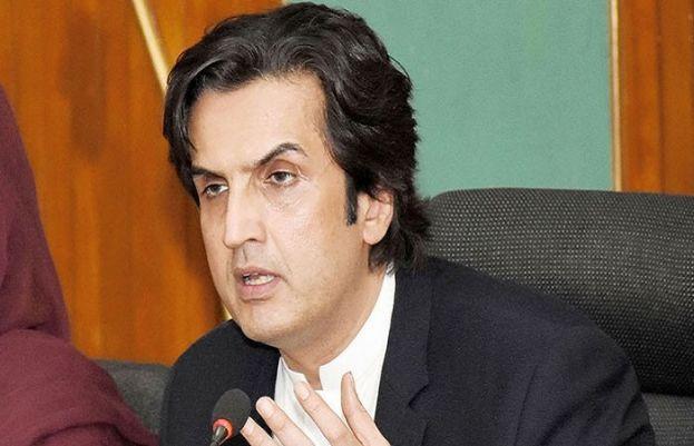 Federal Minister for Economic Affairs Khusro Bakhtiar
