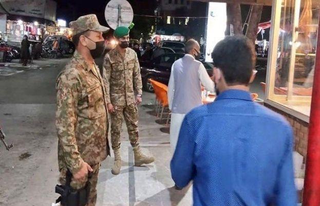 Sindh govt seeks army's help in implementation of coronavirus SOPs