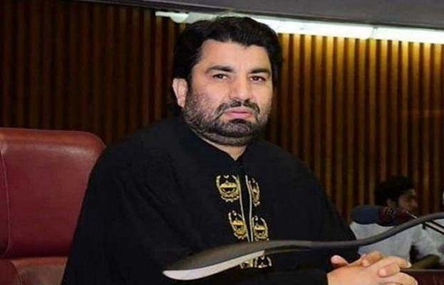 National Assembly Deputy Speaker Qasim Suri