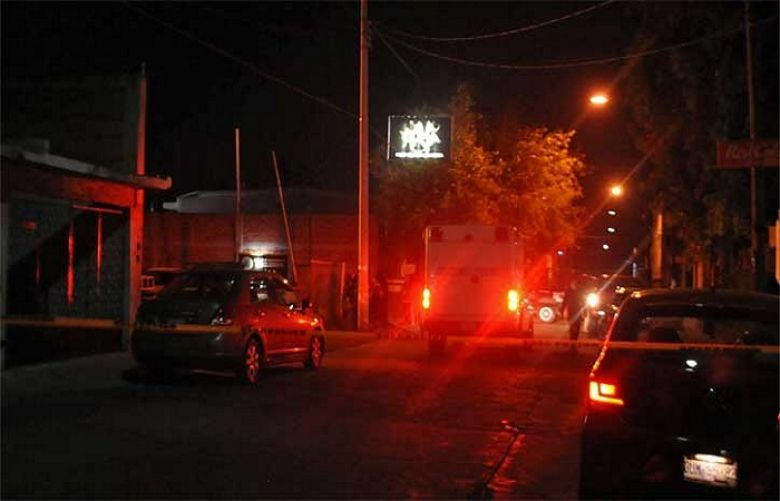 At least 15 men have died following a shooting at a nightclub in central Mexico