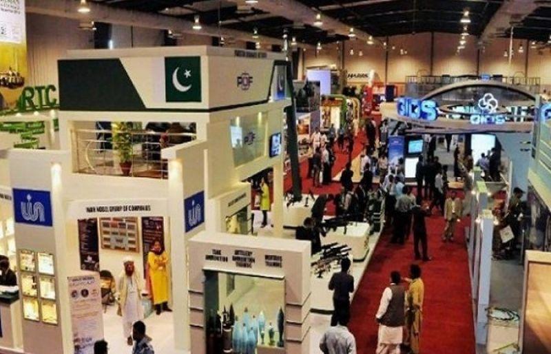 Exhibition Stall Xl : International defence exhibition kicks off in karachi such tv