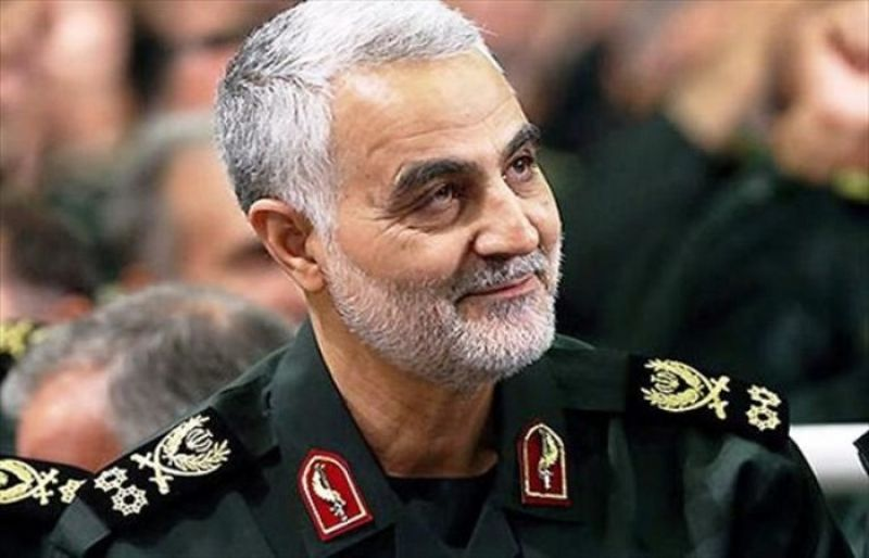 Gen  Soleimani Tops Foreign Policy U2019s List Of Global