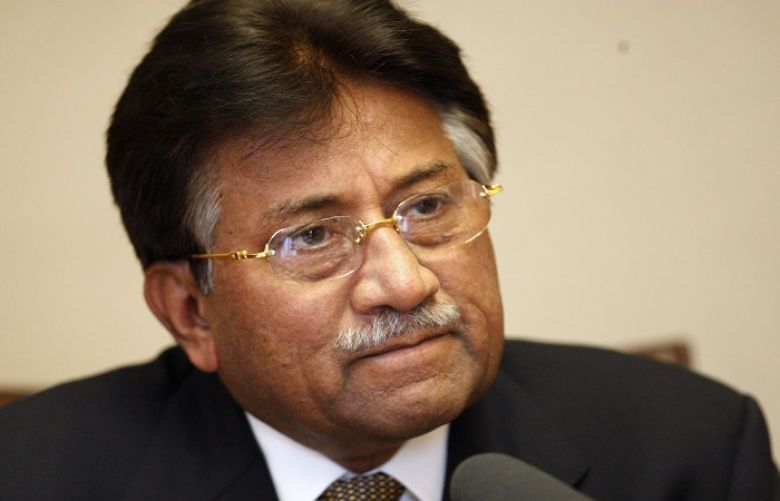 Special court to hear Musharraf high treason case on August 20