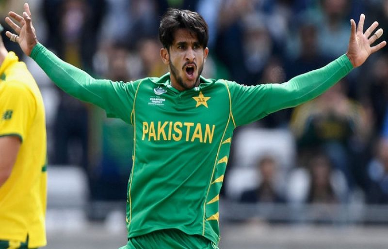 Hasan Ali Named Emerging Player Of Year In ICC Awards 2017
