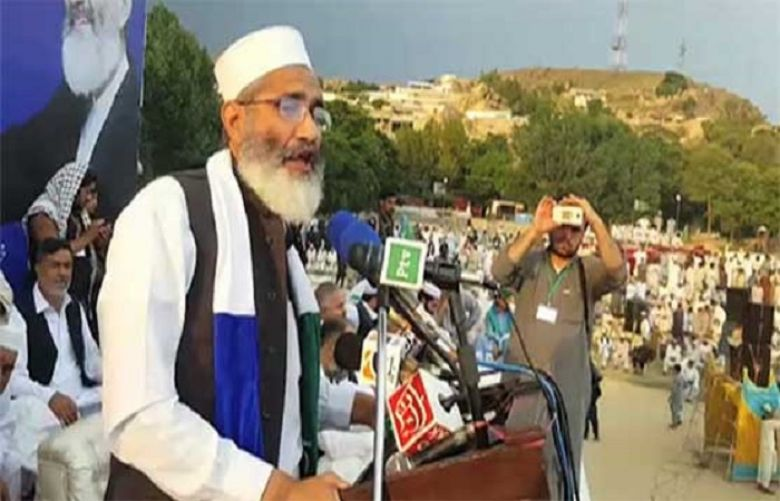 Those looting country should be in Adiala Jail: Siraj