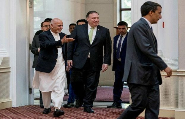 US ready for direct talks with Afghan Taliban
