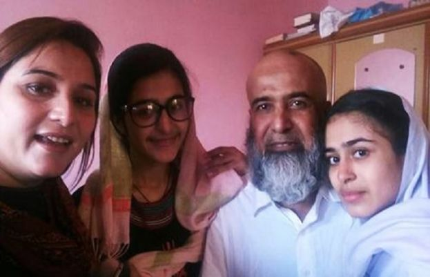 Missing Baloch social worker Abdul Wahid returns home