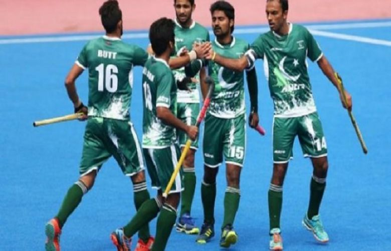 Asian Games Hockey: Pakistan Defeat Bangladesh By 5-0
