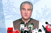 India's recent steps reflect its unilateralism on Kashmir issue: FM Qureshi