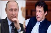 PM Imran receives telephone call from Russian President Putin