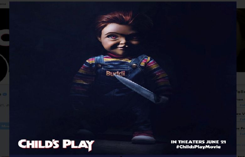 First look of a revamped Chucky in the upcoming reboot of the classic 80's film