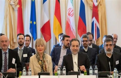 EU, Russia, China reaffirm support for Iran nuclear deal
