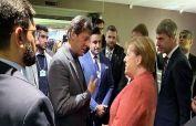 Angela Merkel invites PM Imran to visit Germany