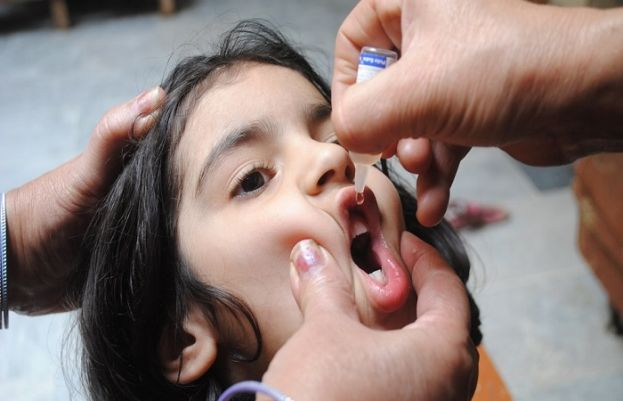 Polio inoculation crusade accomplishes wanted outcomes in Pakistan