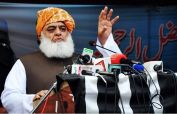 Fazl rejects deal with govt, says PML-Q no longer a govt ally