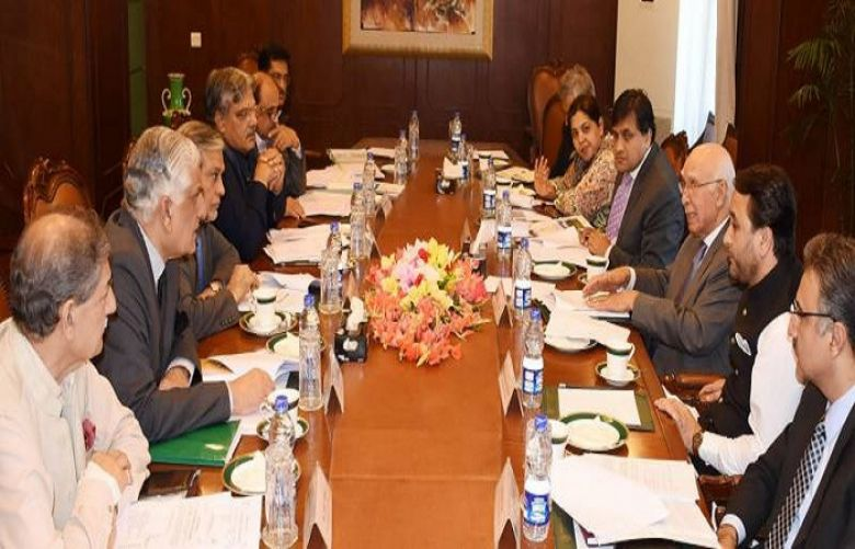 Committee finalizes proposals for empowering Gilgit-Baltistan people