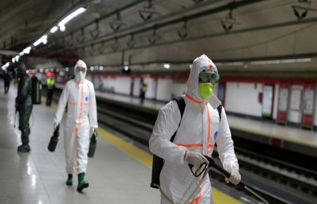 Coronavirus: Spain reports more than 100,000 cases