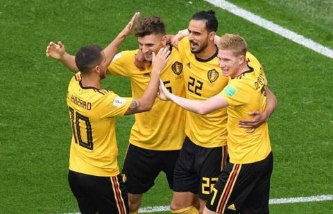 Belgium beats England 2-0 in fifa wc