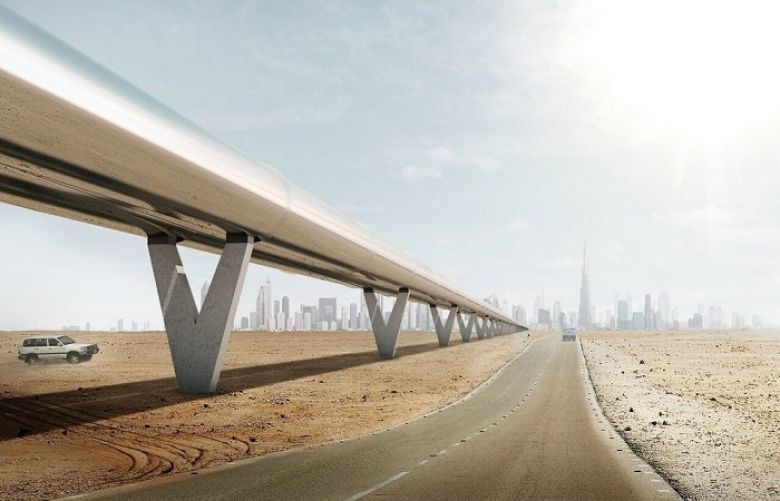 World's first Hyperloop coming to UAE