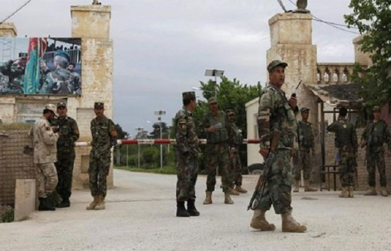Taliban raid on Afghan military base kills 17