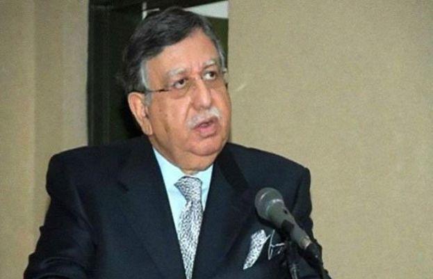 Minister for Finance Shaukat Tarin