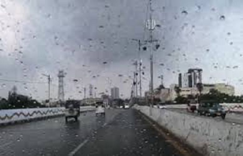 rain is expected in various parts of the metropolis during the day.