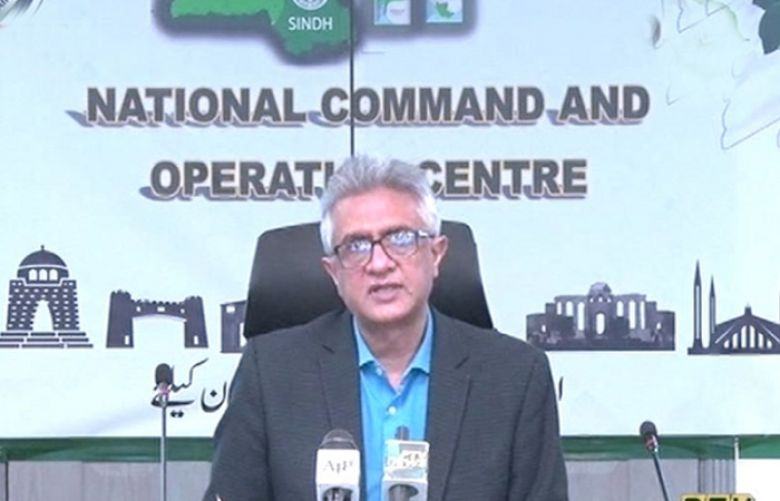 Special NCOC committee monitoring oxygen situation in country: Dr Faisal