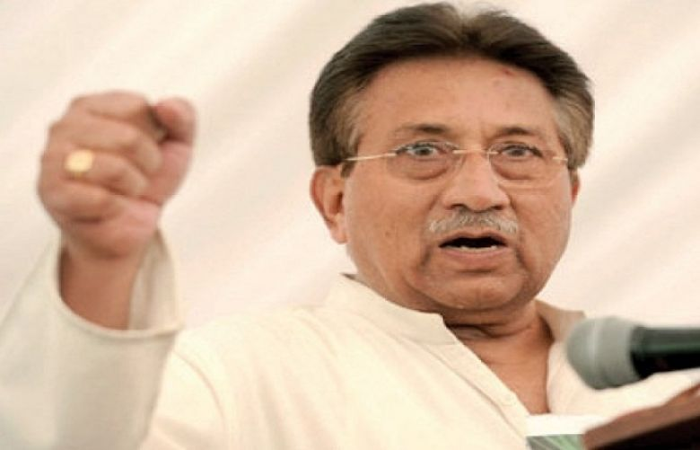 Treason case: Musharraf refuses to record statement via video link