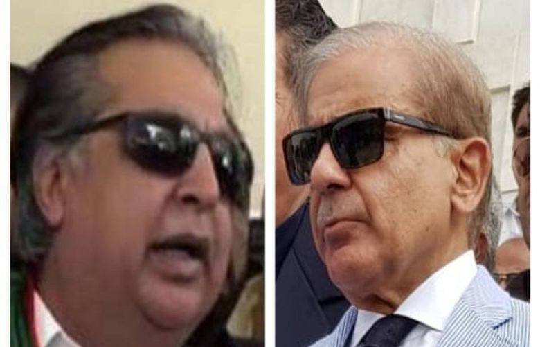 Eating paan part of our culture, PTI's Imran Ismail responds to Shehbaz's remarks
