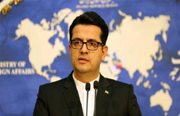 Iranian Foreign Ministry spokesman Abbas Mousavi