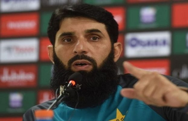 Head Coach and Chief Selector for Pakistan Misbahul Haq