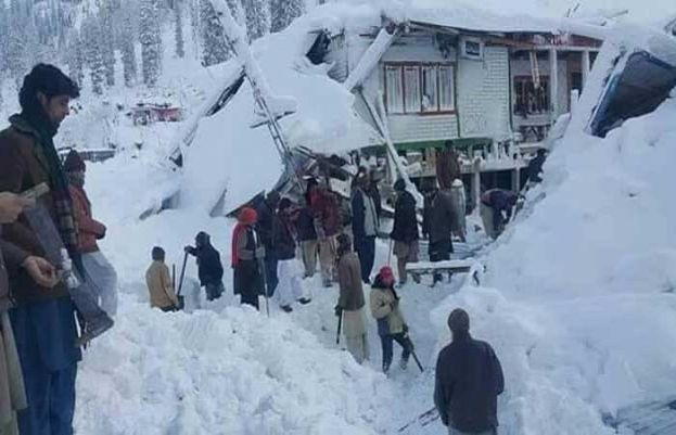 83 dead as severe cold grips Pakistan