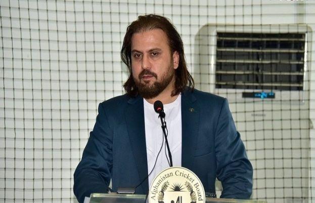 Newly appointed Afghanistan cricket chairman Azizullah Fazli