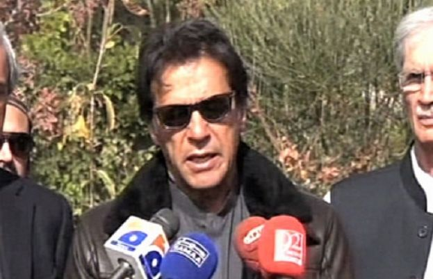 Imran Khan reiterates demand for early elections