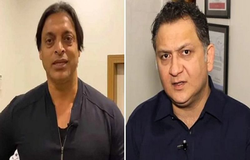 Information minister takes notice of Shoaib Akhtar's 'insult' on PTV