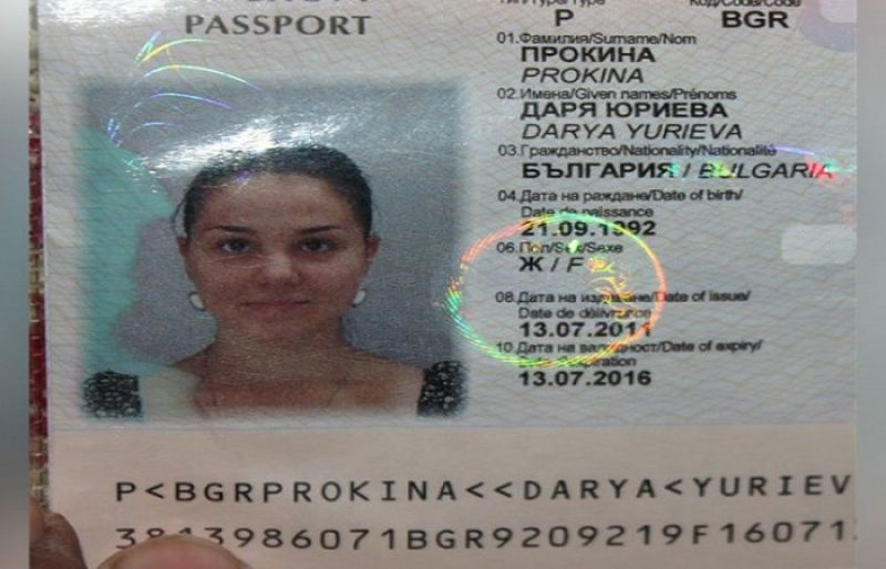 Documents Russian Ladies By