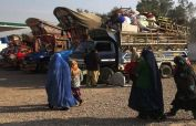 Process of voluntary repatriation of Afghan refugees resumes