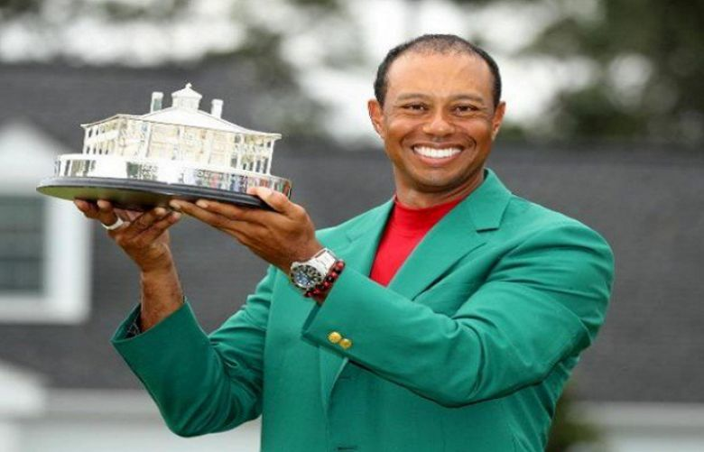 Tiger Woods to win the Masters