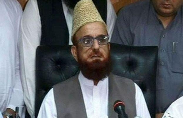 Chairman Central Ruet-e-Hilal Committee Mufti Muneeb-ur-Rehman