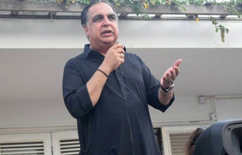Sindh Governor Imran Ismail