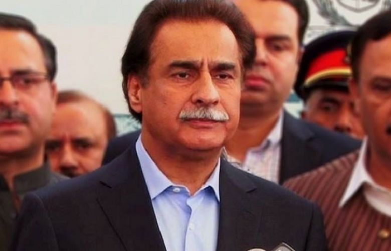 National Assembly Speaker Sardar Ayaz Sadiq