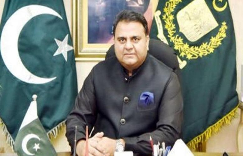 Ties with India cannot be improved immediately: Fawad Chaudhry