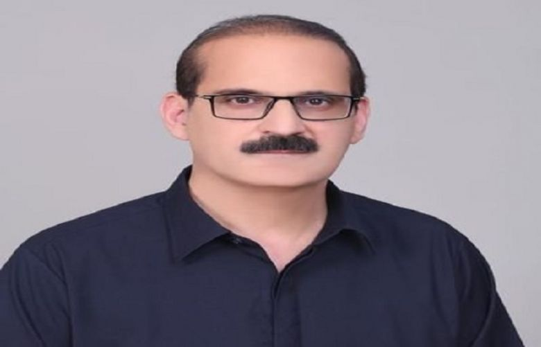 Federal Health Minister Aamer Mehmood Kiani
