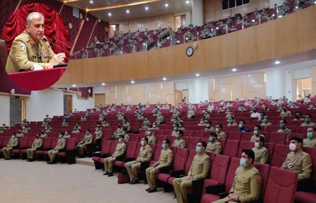 Chief of Army Staff (COAS) General Qamar Javed Bajwa