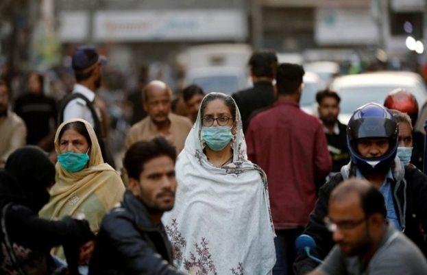 Pakistan records 4,722 fresh corona infections, 46 deaths
