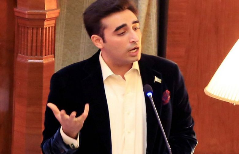 Bilawal expresses hope Imran will refrain from politics of hatred as PM