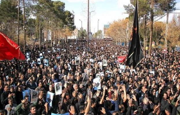 Iranians hold nationwide rallies to mourn General Soleimani