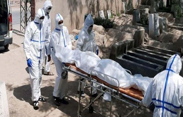 corona patient died