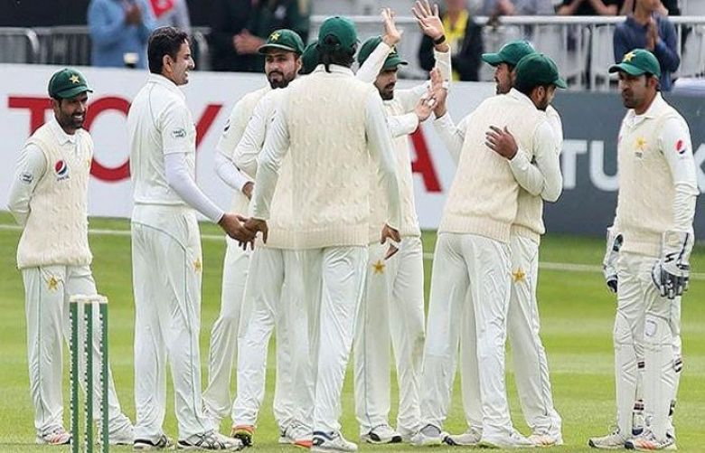 Pakistan denied Ireland the dream debut victory