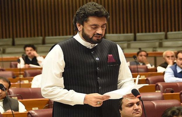 Minister of State for Interior Shahryar Khan Afridi